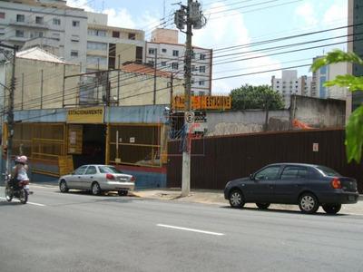 Id 1329 Terreno Localizado Na Rua Voluntários Da Pátria Bairro Santana ! - 1329