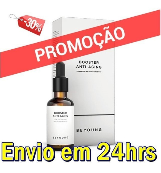 Beyoung Booster Anti-aging Serum 30ml Original Envio Imediat