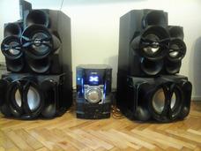 Equipo Audio Philips Fwt9200x 77 2000w Para Tv Con Karaoke ... 7f61fe812232