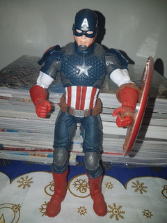Marvel Legend Capitán América Hasbro