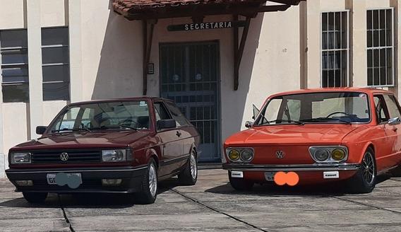 Volkswagen Voyage Plus Turbo