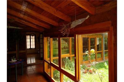 Hermosa Casa/quinta Sobre Lote De 17000m2.