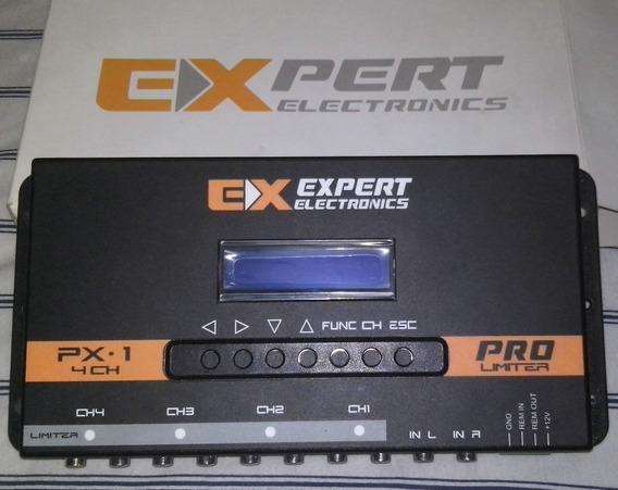 Expert Px1 Pro Com Defeito Leds Travados 4 Ch Pro Limiter