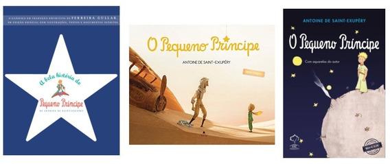Literatura Infanto-juvenil O Pequeno Príncipe + Frete Grátis