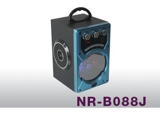Net Runner Sistema De Audio Portatil Nr-b088j