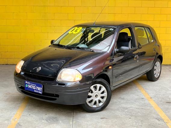 Renault Clio Direção Hidráulica 4 Portas Metro Vila Prudente