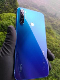 Xiaomi Note 8/ 64gbcores Azul, Preto E Branco.