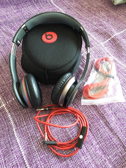 Headphone Beats Solo Preto