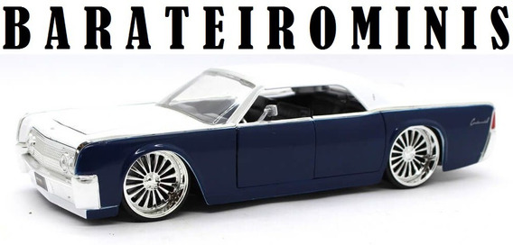 1:24 Lincoln Continental Jada Bigtime Kustoms Barateirominis