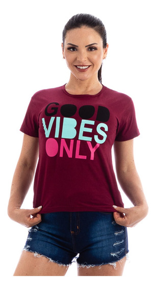 10 Camisas Camisetas Femininas Baratas Atacado