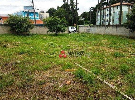 Terreno Residencial À Venda, Pinheirinho, Curitiba - Te0140. - Te0140