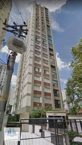 Imagem 1 de 29 de Apartamento Com 3 Dormitórios À Venda, 85 M² Por R$ 850.000,00 - Moema - São Paulo/sp - Ap3830