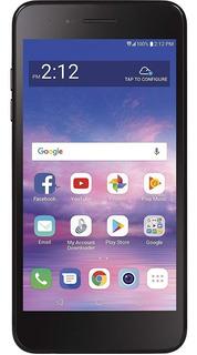 Smartphone Prepagado Tracfone Lg Rebel 4 4g Lte...