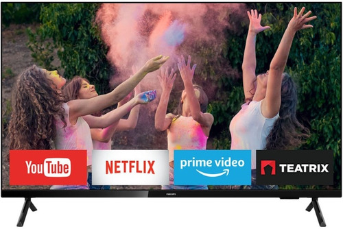 Smart Tv Philips 43 43pfd6825 Led Full Hd Hdr10+ Dolby Audio