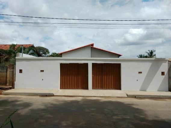 Casa 2 Quartos, Nova Em Juatuba - 1592