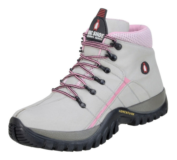Botas Coturno Adventure Masculino Adulto/infant Conforto