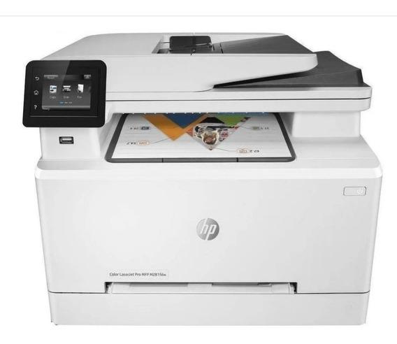 Impressora Multifuncional Hp Laser M281fdw Collor 110v