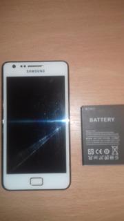Celular Samsung S2 Gt I9100 Touch Display Leer Bien