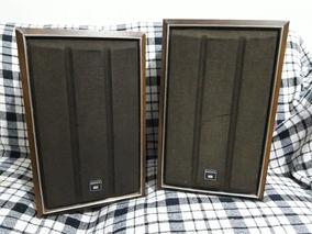2 Caixas Acústicas De Som Sony De Madeira 18w, Autênticas!!!