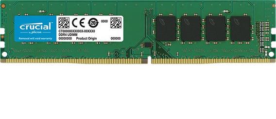 Ddr4 4gb Crucial 2400mhz (cp4 19200) 01