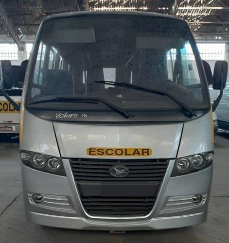 Micro Onibus Marcopolo Volare V6 2012/12 01p 23l Escolar