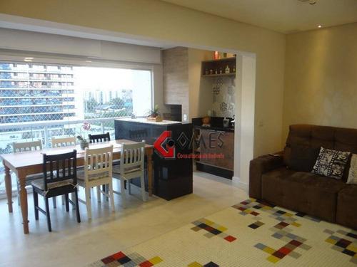 Apartamento Com 3 Dormitórios À Venda, 113 M² Por R$ 1.100.000 - Santo Antônio - São Caetano Do Sul/sp - Ap2674