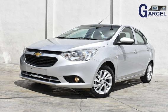 Chevrolet Aveo Lt Ng 2018 Plata 22274km