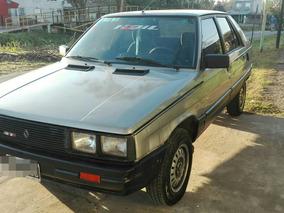 Renault R11 1.4 Txe Fase Ii 1989