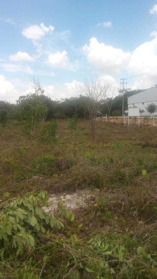 Venta De Terreno En Parque Industrial De Umán