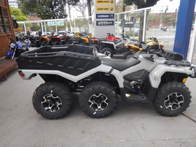 Outlander 1000 Xt 6 X 6 Can Am Quadriciclo