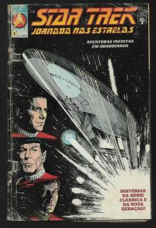 Hq 7 Revistas Star Trek Jornada Nas Estrelas (r114)