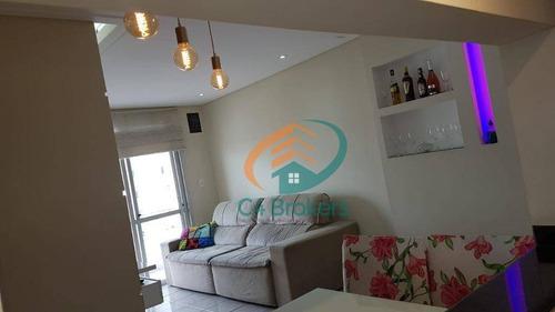 Apartamento Com 3 Dormitórios À Venda, 68 M² Por R$ 355.000,00 - Vila Matilde - São Paulo/sp - Ap3601