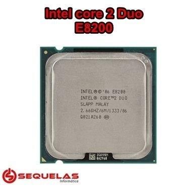Processador 775 Core 2 Duo E8200 || 2.66ghz