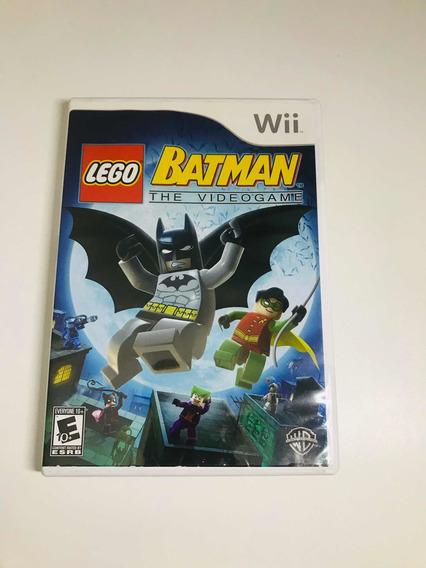 Batman Lego Nintendo Wii