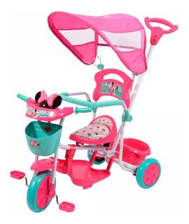 Triciclo Minnie 2 En 1 Infanti Toys