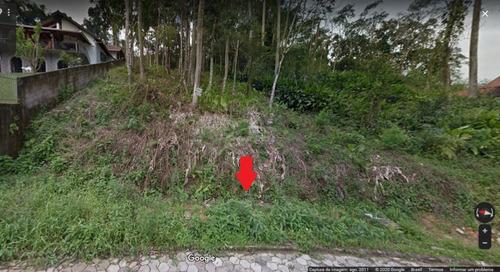 Imagem 1 de 3 de Lindo Terreno, Localizado Entre Os Bairros Da Escola Agrícola  E Água Verde, Na Rua Laura Deschamps, Contendo Área De 886,75 M², Ideal Para Casa De Alto Padrão Ou Sobrados.  - 35710474v