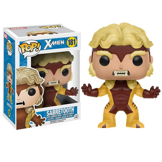 Funko Pop : X-men - Sabretooth #181