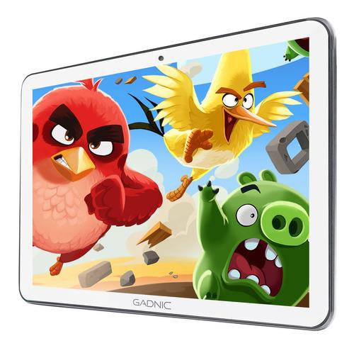 Imagen 1 de 10 de Tablet Celular Gadnic Kids 10 - Chip 3g Wifi - Gamer Para Niños