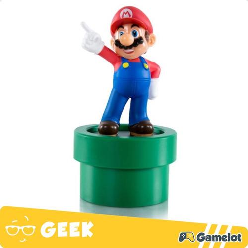 Imagem 1 de 3 de Luminária Super Mario Bros Light Paladone Nintendo 20cm