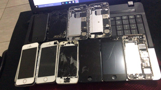 Iphones Sucatas