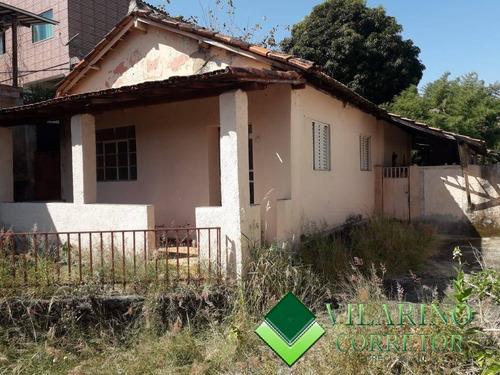 Casa Em Lote Grande Oportunidade - 991v