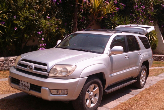 Toyota 4runner Limited (suv) 2005 Perfecto Estado