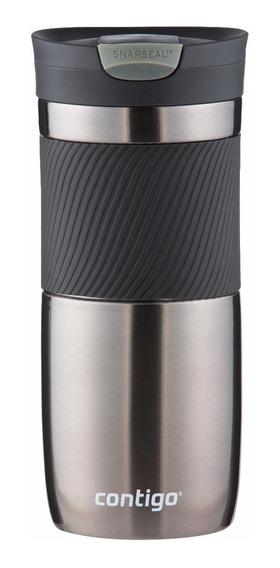 Botella Vaso Térmico Contigo ® Byron 473ml Acero Inoxi