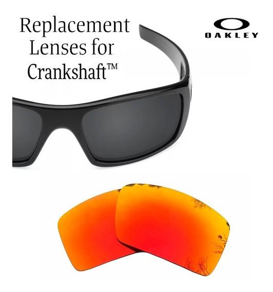 Micas De Reemplazo Para Oakley Crankshaft Color Torch