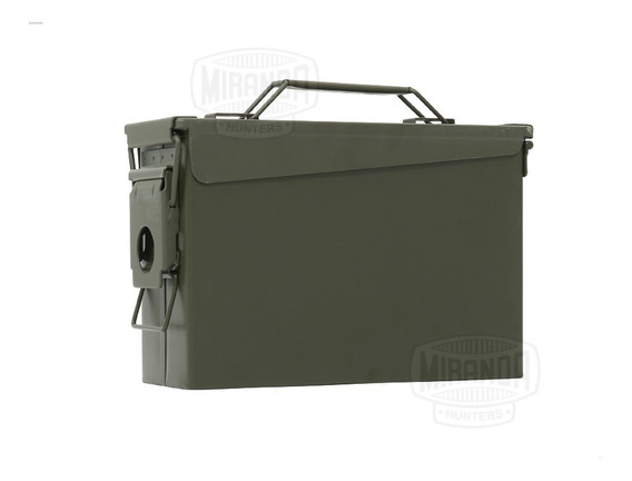 Lata Militar Municion M19a1 Estanca Multiuso Nuevas En Stock