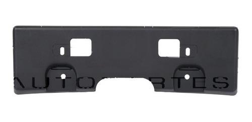 Imagen 1 de 1 de Porta Placa Delantero Nissan Sentra 2007 A 2011