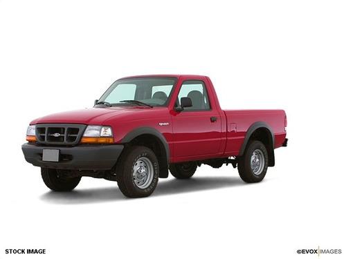 Imagem 1 de 2 de Sucata Peças Ford Ranger 2.5 - Motor Diferencial Porta Capo