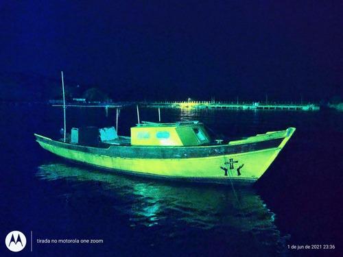Imagem 1 de 10 de Barco De Pesca Bote
