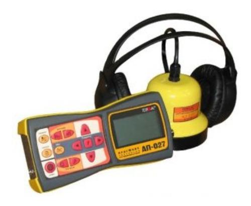 Detector De Fugas De Agua Rf 0,05-2,00khz - Alc434n