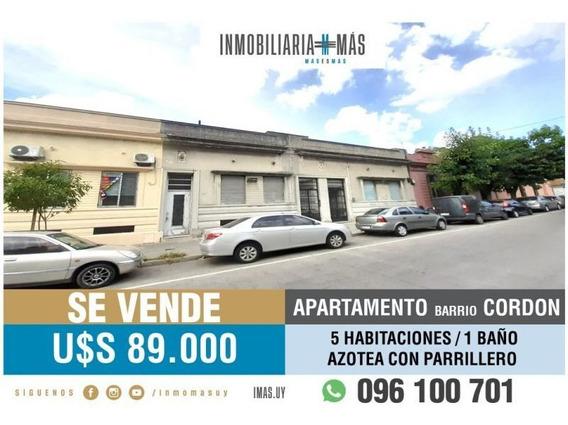Apartamento Venta Cordón Montevideo Imas.uy L #